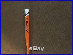 Shaved And Rolled Louisville Slugger Solo Z ASA Softball Bat Homerun Derby Bat