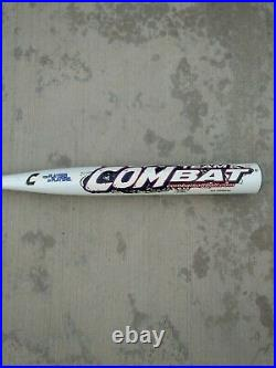 Shaved Combat Homerun Derby Softball Bat 26oz