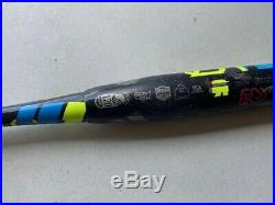 Shaved & Rolled Demarini The One Homerun Derby Softball Bat 26 Oz Dual Stamp
