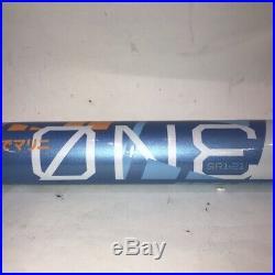 Shaved & Rolled Demarini The One Homerun Derby Softball Bat 27Oz Senior Softball