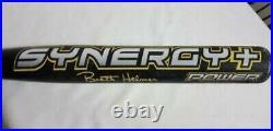 Shaved & Rolled Easton Helmer Synergy Homerun Derby Softball Bat 27 Oz