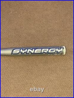 Shaved & Rolled Easton Synergy Flex Homerun Derby Softball Bat 27oz ASA