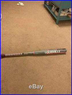 Shaved & Rolled Homerun Derby Louisville Slugger Z1000 27.5oz. Softball Bat