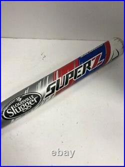 Shaved & Rolled Louisville Slugger SUPER Z Wounded Warrior Homerun Derby Bat