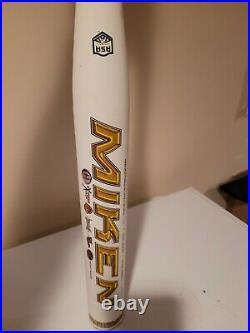 Shaved & Rolled Miken Freak NXT Homerun Derby Softball Bat 26 Oz ASA Super Hot