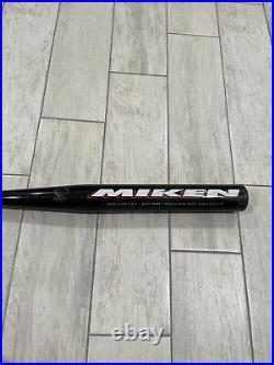 Shaved & Rolled Miken Ultra 2 Senior Softball Homerun Derby Bat 29oz