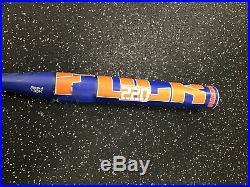 Shaved & Rolled Worth Fulk 220 Homerun Derby Softball Bat 26oz USSSA