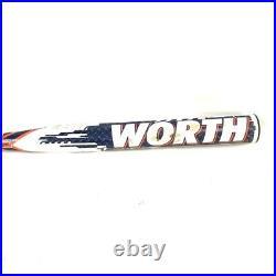 Shaved & Rolled Worth Resmondo Titan 5.4L Homerun Derby Softball Bat 28oz USSSA