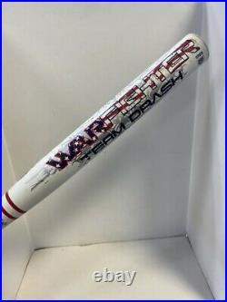Shaved & Rolled Worth War Fighter Homerun Derby Softball Bat 27Oz USSSA