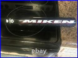 Shaved and rolled Homerun Derby Miken Ultra II 30oz Senior Softball Bat