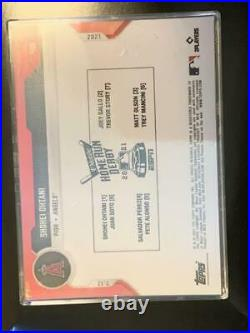 Shohei Ohtani All-Star Home Run Derby Topps Now No Autograph