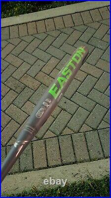 Softball Bat Easton Fire Flex IV xtra loaded Shaved Rolled Polymer Homerun Derby