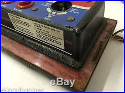 Super Baseball Home Run Derby Arcade Control Player Panel Assembly USED #2339