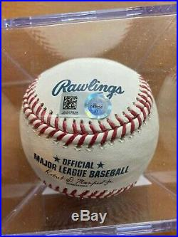 Todd Frazier Game Used 2015 All Star Home Run Derby Baseball Mlb Auth