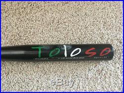 Toloso Maximus Titanium Softball Home Run Derby Long Bomb Bat