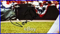 Tom Selleck 1993 Home Run Derby 11 X 14 All Star Photo 2 & Black Mat