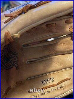 Ultra Rare ESPN Home Run Derby Fielders Glove. From 2002 MLB All Star Game