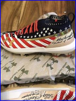 Under Armour UA Harper 3 Low St LE Homerun Derby Cleats Usa America Bryce
