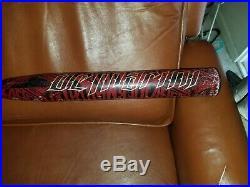 Used 2015 DeMarini OG Flipper ASA Shaved rolled Homerun derby bat
