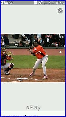 Vladimir Guerrero 2007 All Star Homerun Derby Used Bat