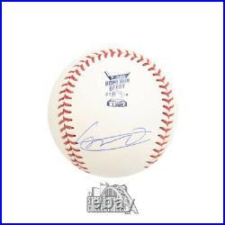 Vladimir Guerrero Jr Autographed Official 2019 Home Run Derby Baseball JSA COA