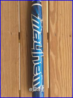 Worth 27 Oz. BJ Fulk Shaved Home Run Derby Softball Bat Ultra Hot