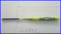 Worth 454 ASA Slowpitch Softball Bat Shaved bat homerun derby bat