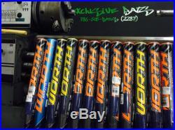 Worth Legit Homerun Derby Bat Slow Pitch Softball Bat Shaved & Rolled