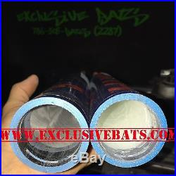 Worth Legit SBL2RU Shaved, Rolled & Polymer Homerun Derby Bat By ExclusiveBats