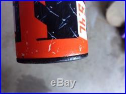 Worth Resmondo 120mph Hot! Homerun Derby Bat Shaved And Rolled