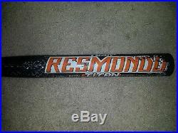 Worth Resmondo titan 26oz Homerun Derby Bat