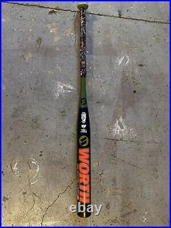 Worth krecher usssa 34/27 Softball Bat. Home Run Derby Bat