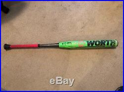 Worth legit watermelon home run derby bat! 27.5