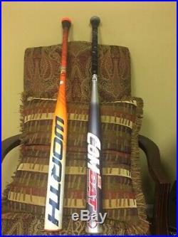 Worth resmondo sick 454 Homerun derby bat. Shaved and rolled