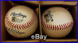 Yankees' Aaron Judge Home Run Derby Hit Baseball Authenticated by MLB